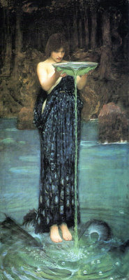 Circe by John Waterhouse